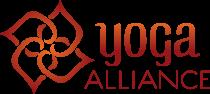 Logo Yoga Alliance